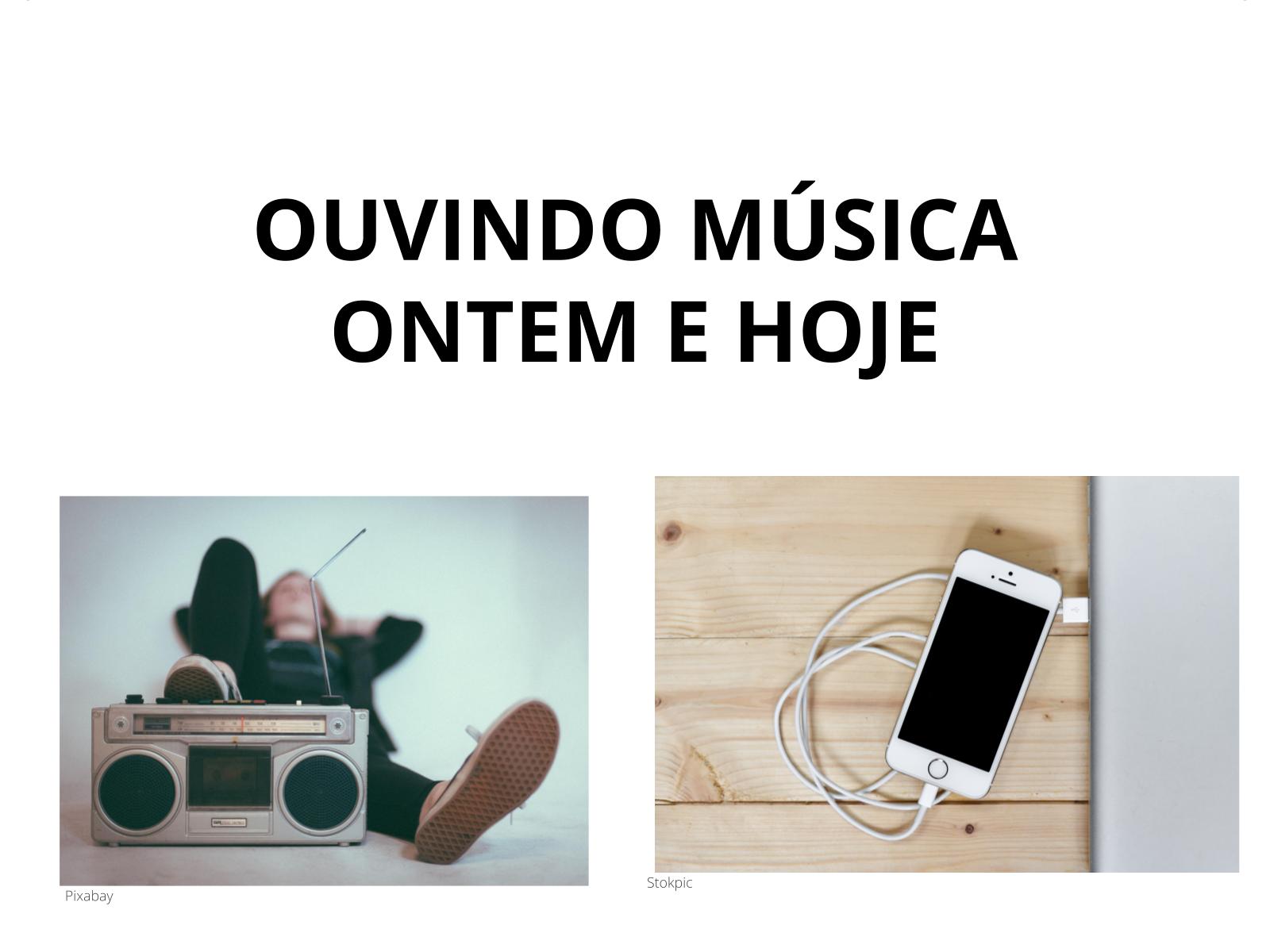 Memórias musicais