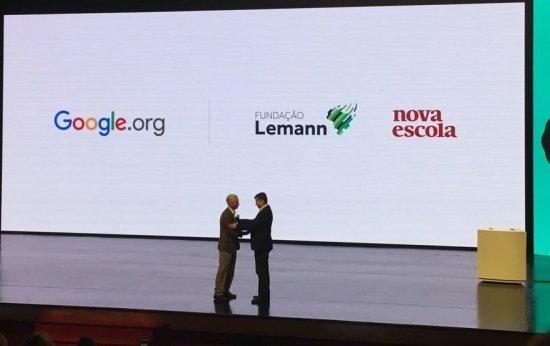 Com apoio de Fundação Lemann e Google, </br> NOVA ESCOLA publicará milhares de planos de aula gratuitos e alinhados à </br> Base Nacional Comum