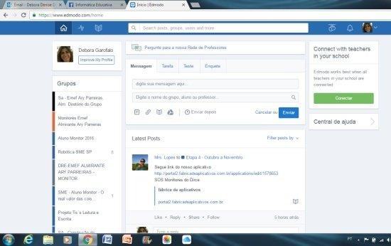Reverti a reprovação de uma aluna com a ajuda das redes sociais