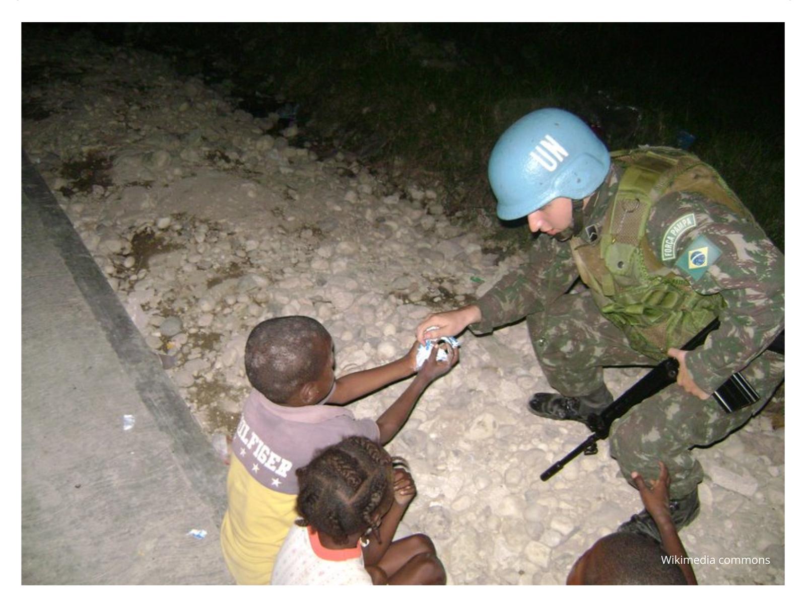 A migração forçada dos haitianos na contemporaneidade