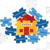 O quebra-cabeça da escola inclusiva. Ilustração: Bruno Algarve