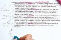 COMPLEMENTO Grifos podem destacar palavrasessenciais para a compreensão. Já as anotações desenvolvem, com mais detalhes, o que o conceito em evidência significa