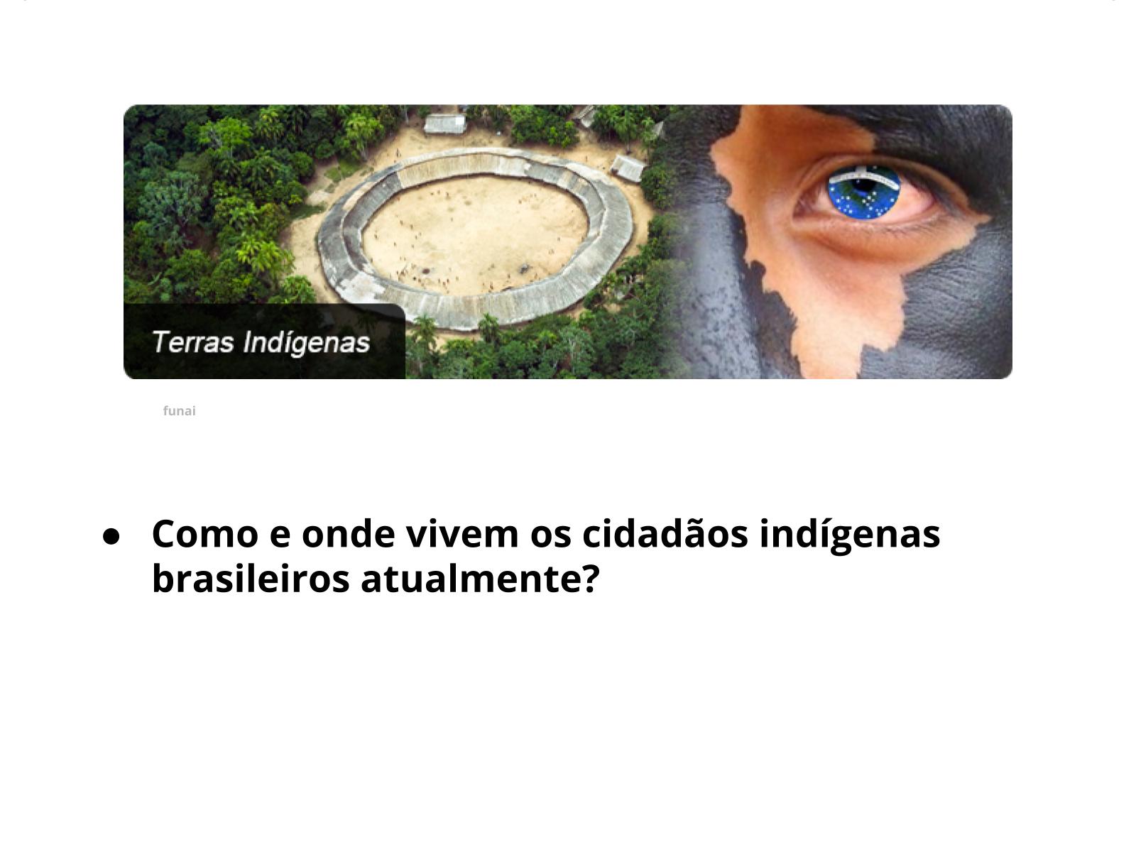 Migração indígena no Brasil contemporâneo