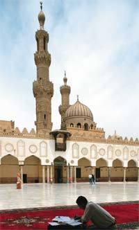 SABER ORIENTAL A Universidade Al-Azhar foi criada em 998. Foto: Latin Stock