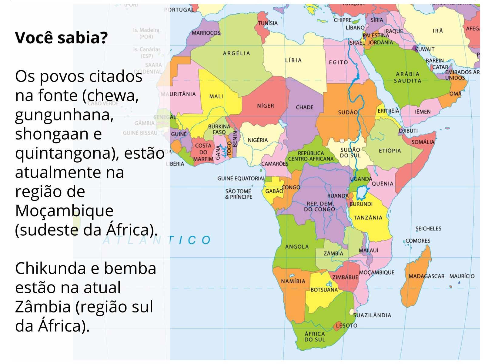 As lutas pelas resistências coloniais na África por meio de alianças no século XIX