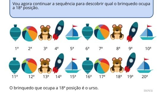 Regularidades em sequências geométricas.