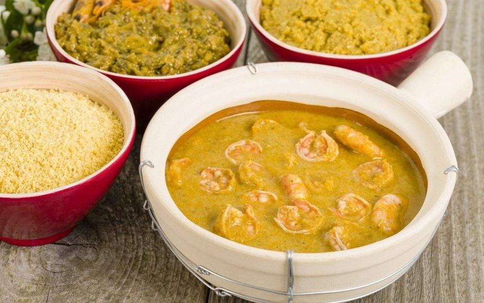 Bahia, um prato cheio de sabor
