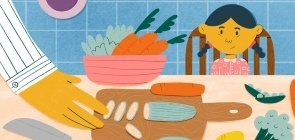 O que é comida e o que é saudável