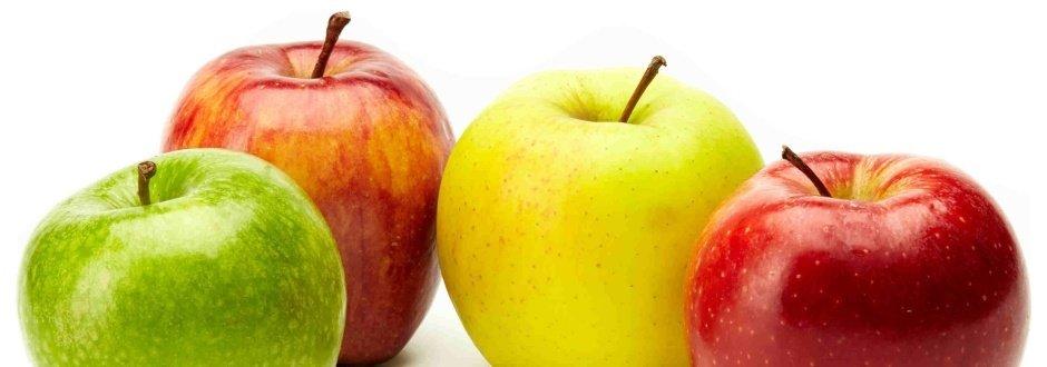 Frutas alimentação saudável