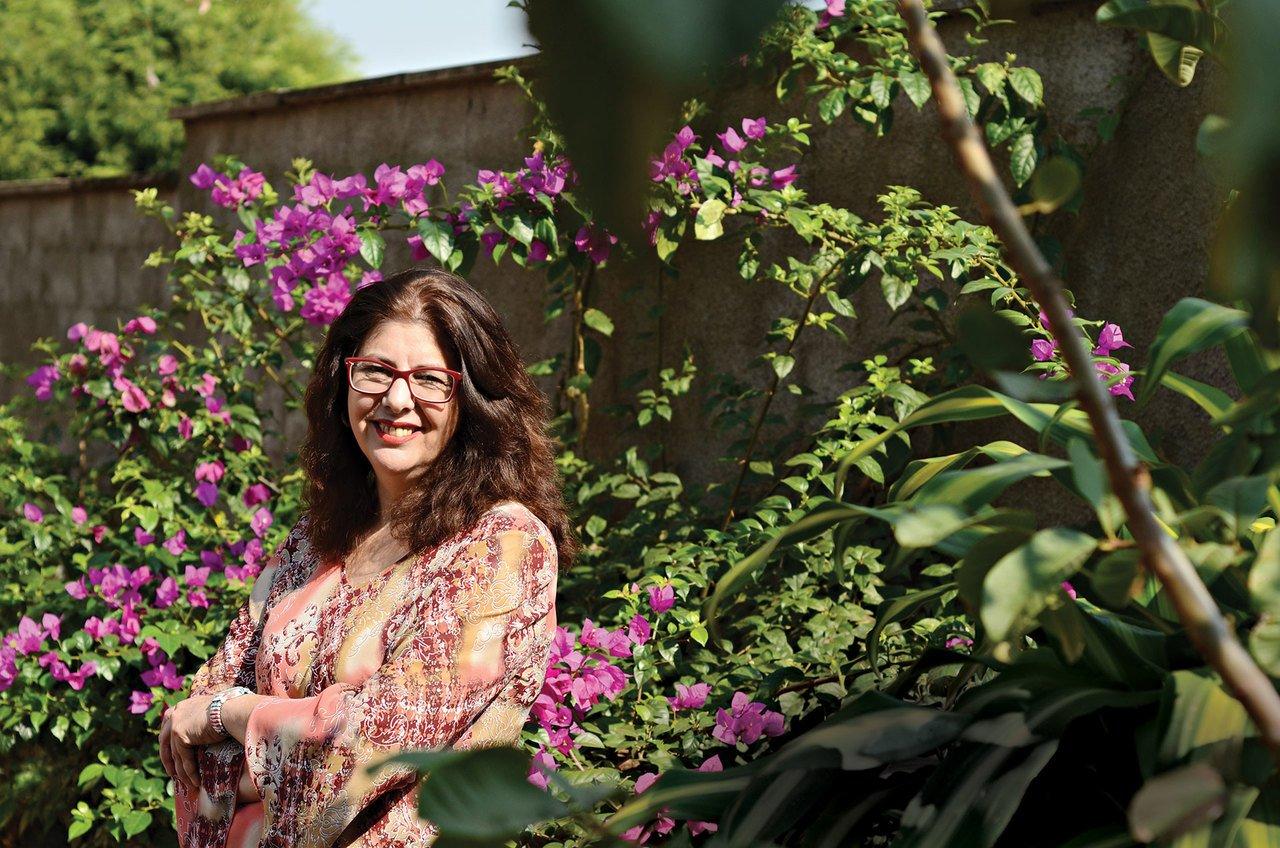 Rosi Tomura, professora de Geografia de escola estadual em Mococa
