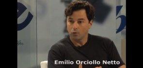 Orgulho de ter professor: Emílio Orciollo Netto