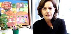 A professora favorita de Paola Gentile