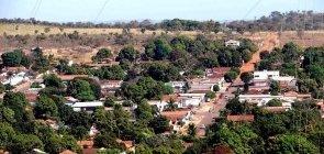 Município de Campinápolis, no Mato Grosso