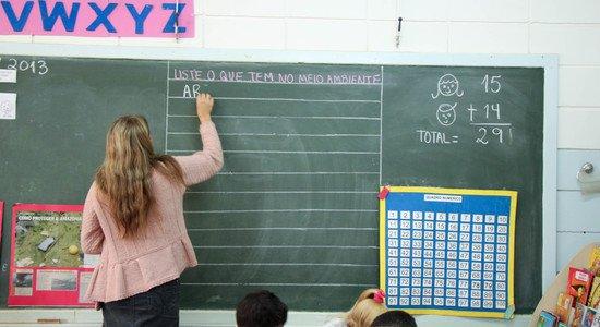 A alfabetização fora da idade certa é um problema que nos afeta e que temos tentado combater
