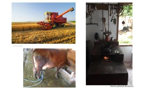 Uso de energia no campo
