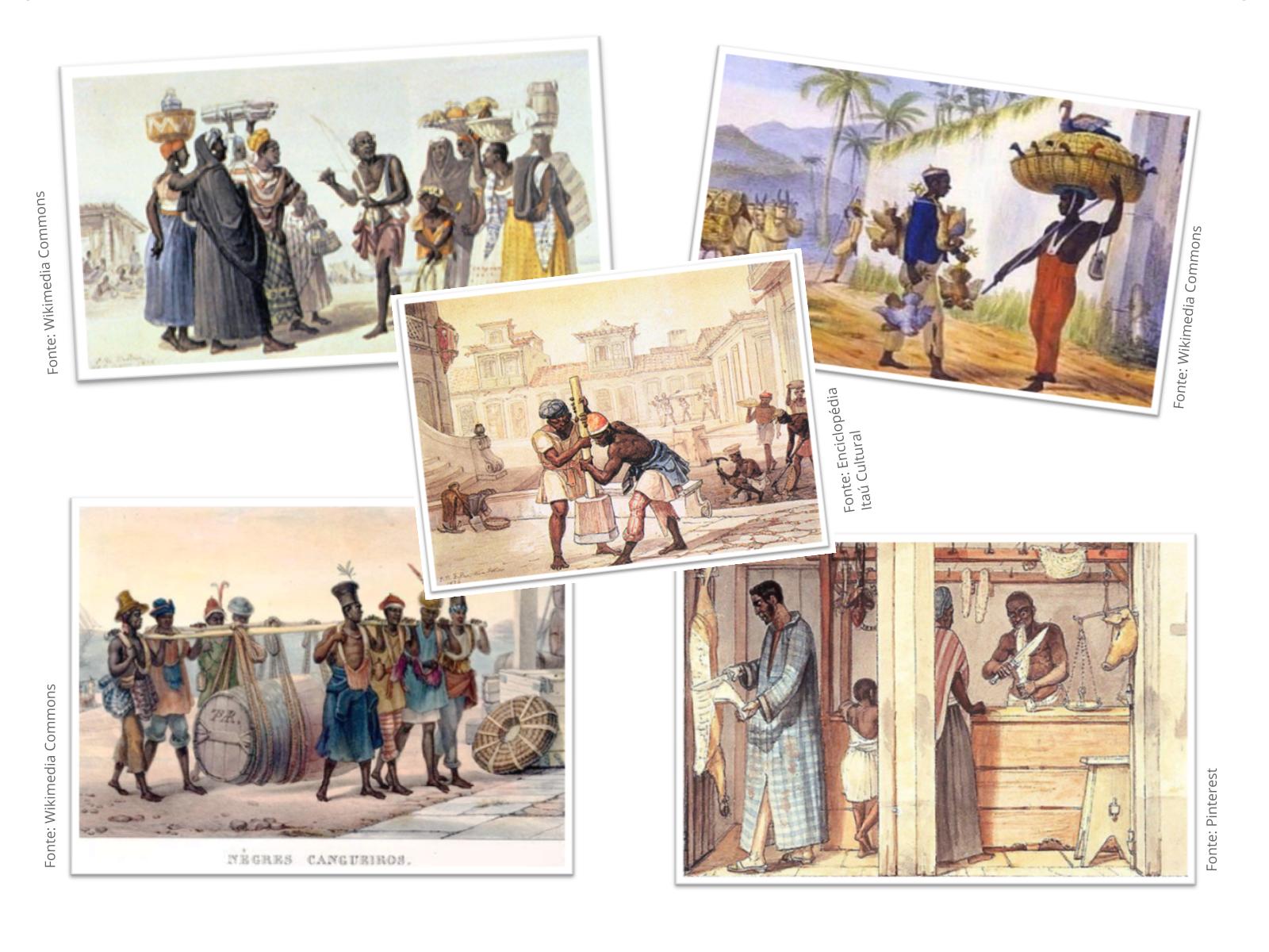 Quilombos urbanos e a resistência escrava