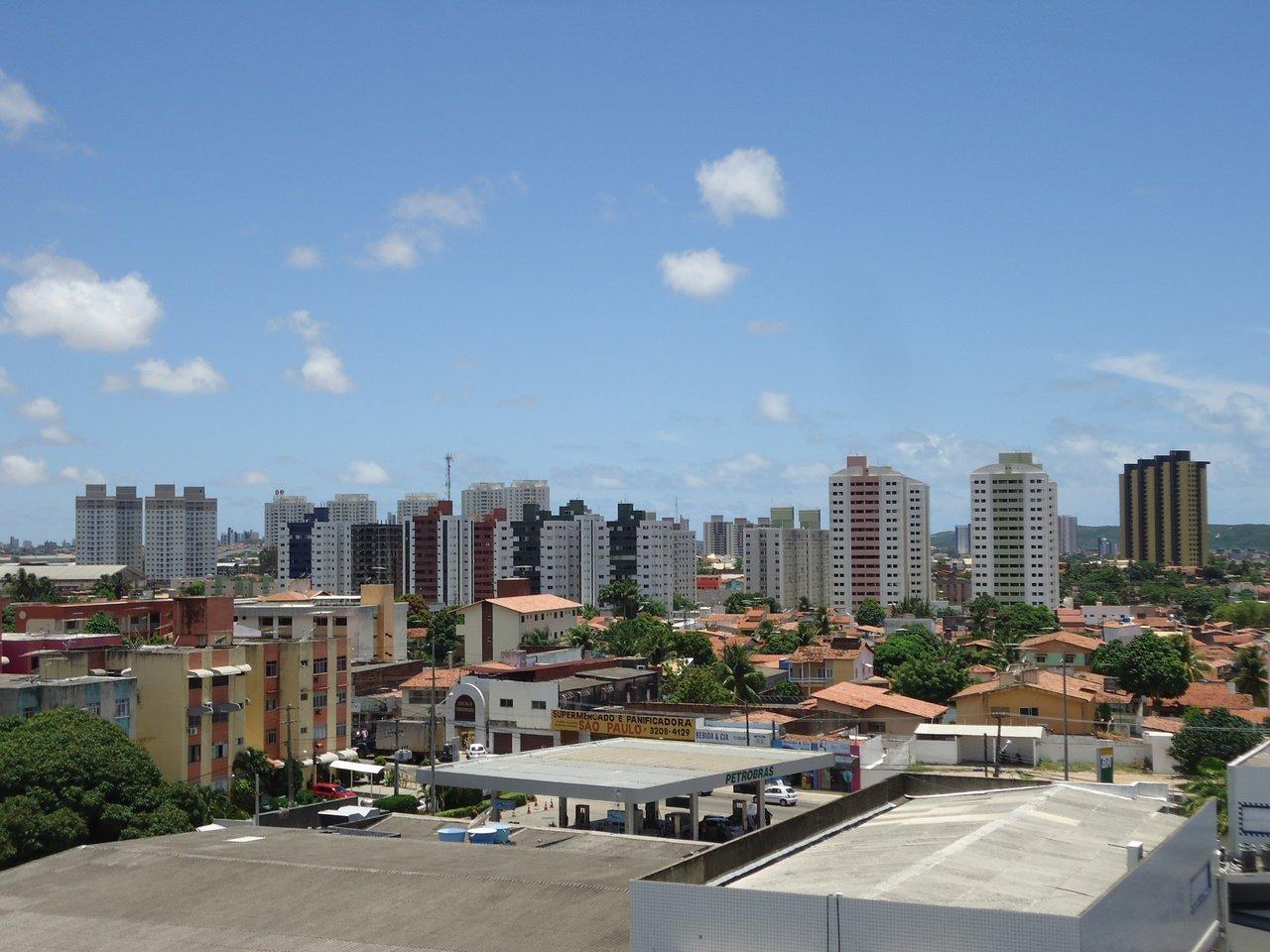 Região central e prédios de Parnamirim, Rio Grande do Norte