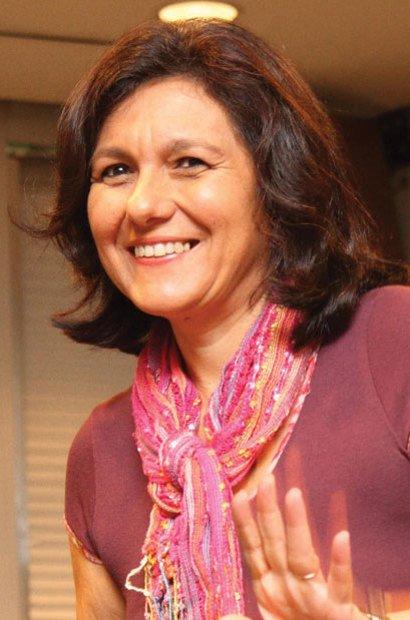 Débora Rana, formadora do Instituto Avisa Lá. Raoni Maddalena