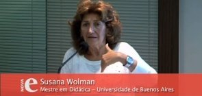 Suzana Wolman fala sobre o ensino da Matemática na pré-escola