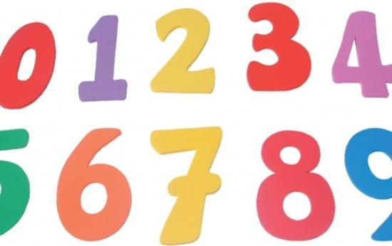 Escrevendo números grandes