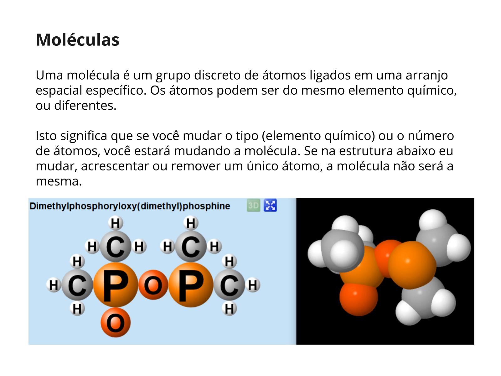 Átomos & Moléculas