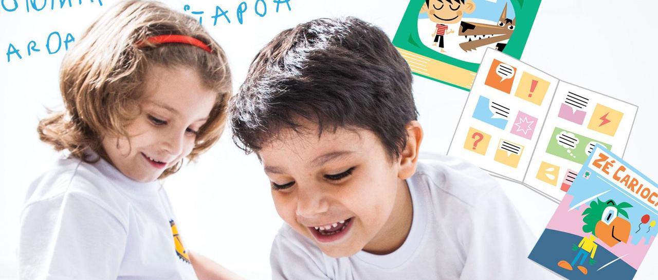 Leitura e escrita na pré-escola