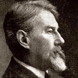 Édouard Claparède. Foto: acervo da Fundaçõa Biblioteca Nacional - Brasil