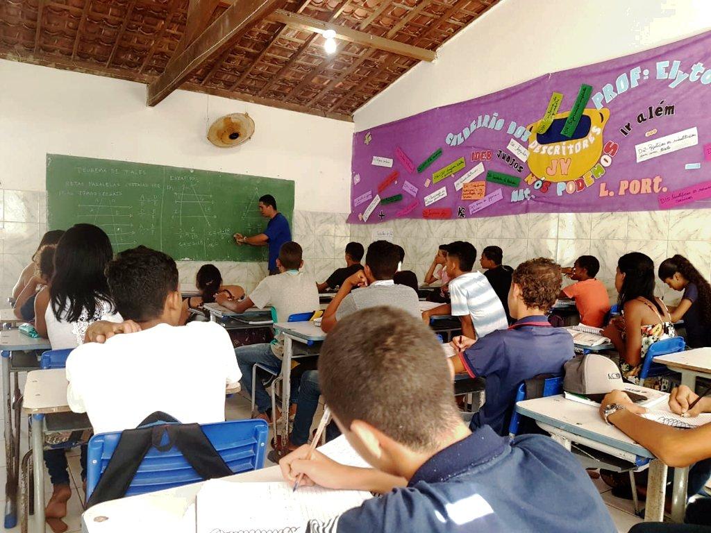 Escola Vereador José Wilson Melo Nascimento