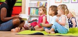 Educação Infantil: quatro planos de atividade para desenvolver a leitura