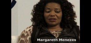 Orgulho de ter professor: Margareth Menezes
