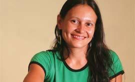 Elielma Pereira, professora de 1ª série