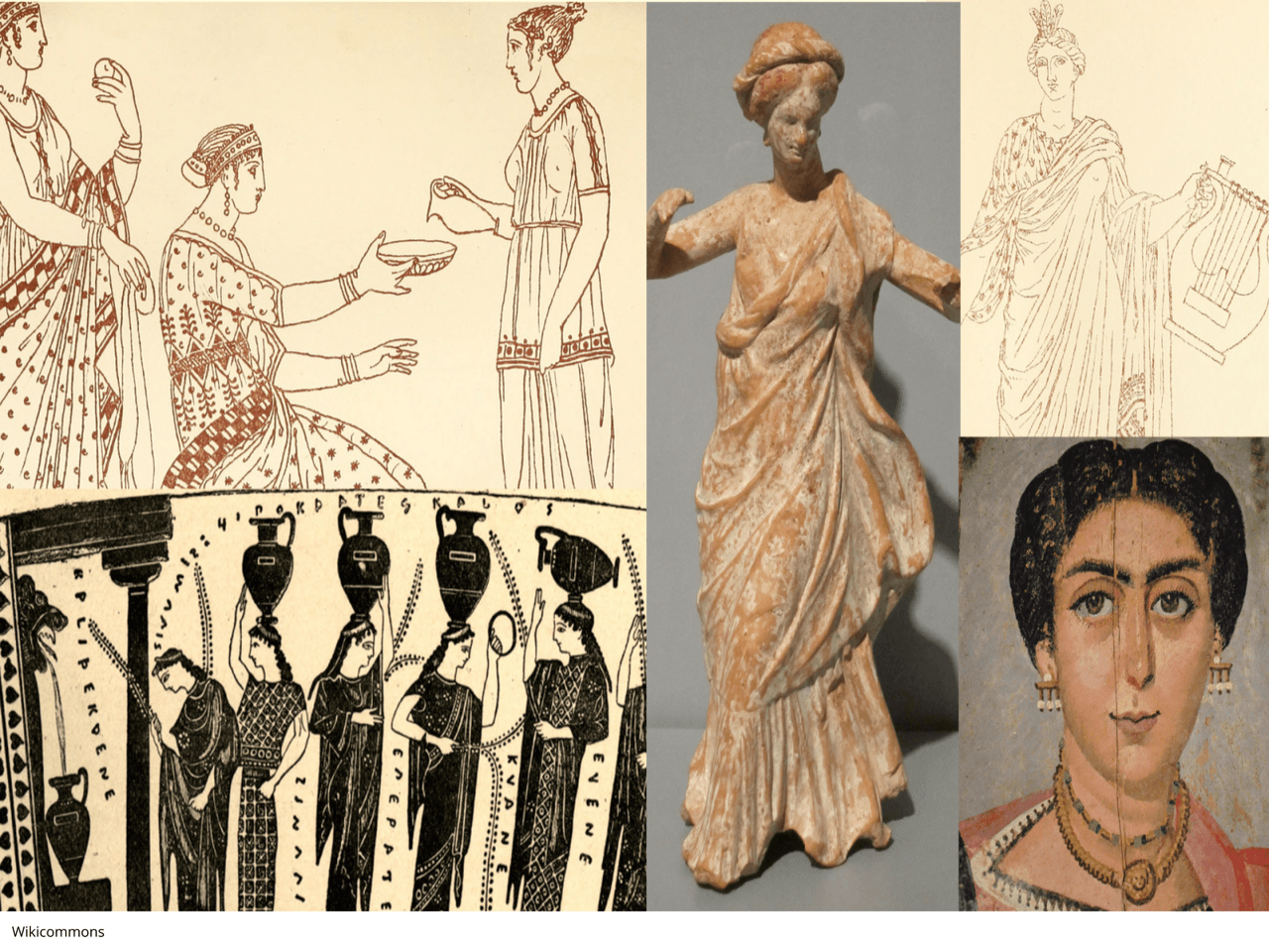 A mulher na Grécia Antiga
