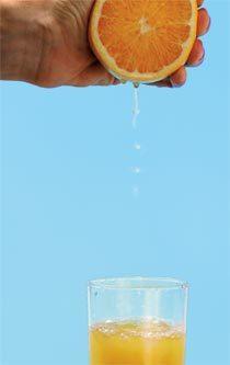 Fruta é usada como exemplo de diferentes formas de exploração da matéria. Foto: Dercílio