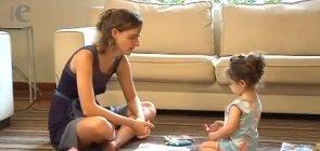 A conversa do professor da Educação Infantil com bebês e crianças pequenas