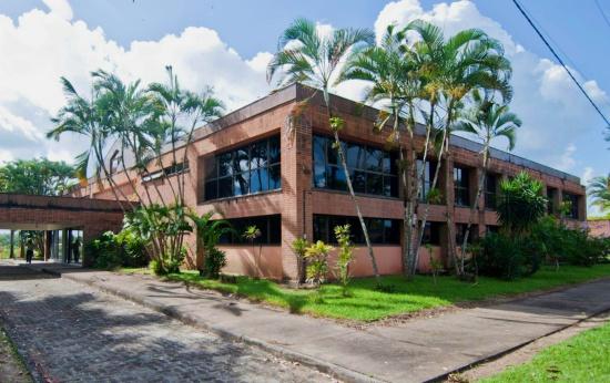 Prédio da Universidade Federal do Sul da Bahia