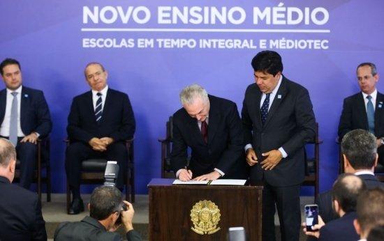 Ensino Médio em Tempo Integral oferta 257 mil novas vagas