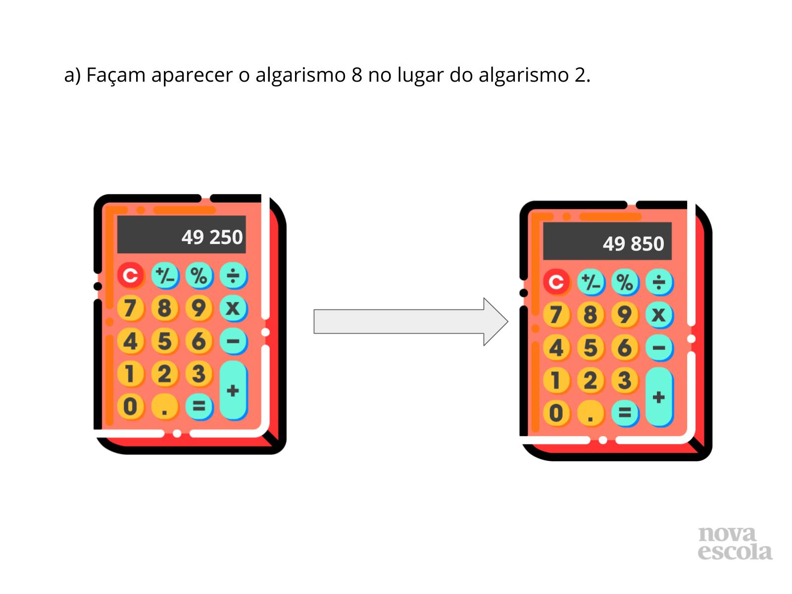 Utilizando a calculadora para compreender o Sistema de Numeração Decimal