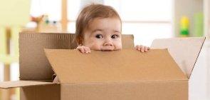Brincadeiras para bebês: 10 planos de atividade para uso a distância na Educação Infantil