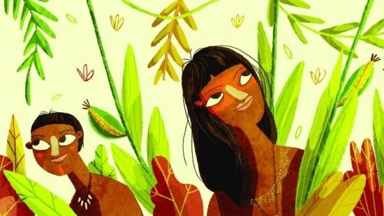 Conhecendo as lendas indígenas