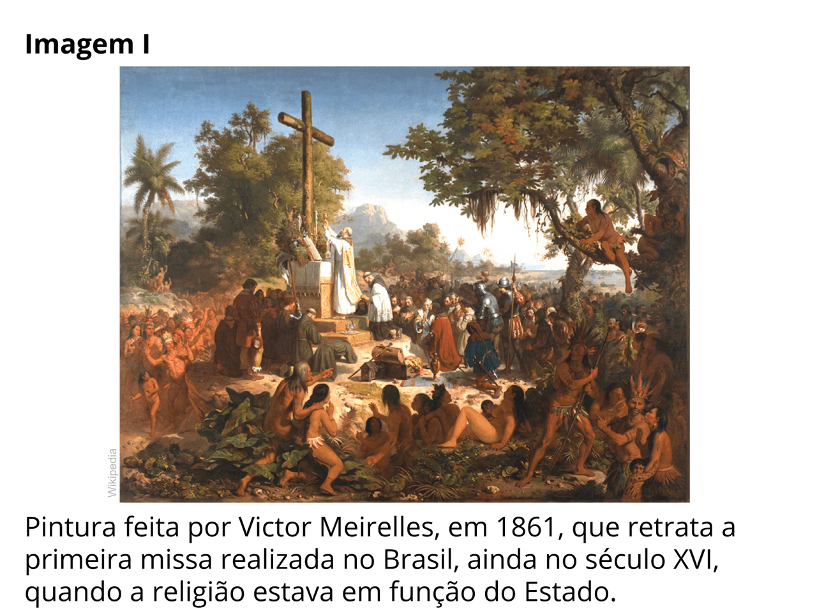 A Igreja Católica no processo de colonização da América portuguesa