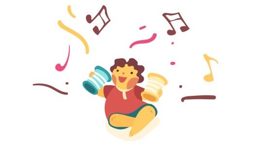 Brincadeiras com músicas de tradição oral