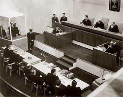 O julgamento de Adolf Eichmann em Jerusalém: banalidade do mal