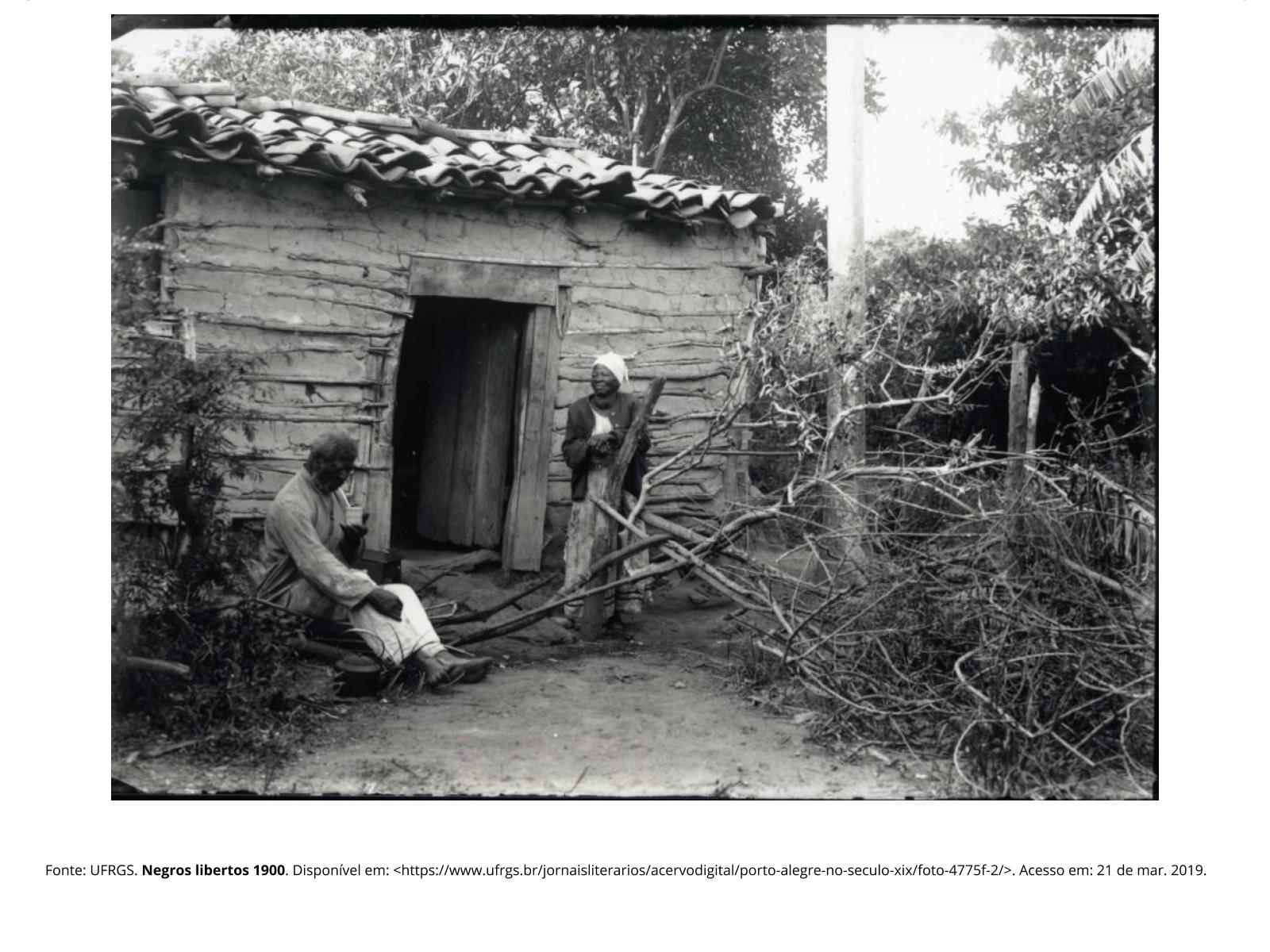 A comunidade negra após a Abolição da escravidão