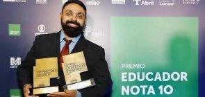 Inscrições prorrogadas: inscreva-se no Prêmio Educador Nota 10