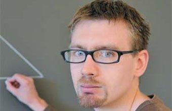 Vesa-Pekka Sarmia, professor de reforço na Finlândia. Foto: Matti Bjrkman