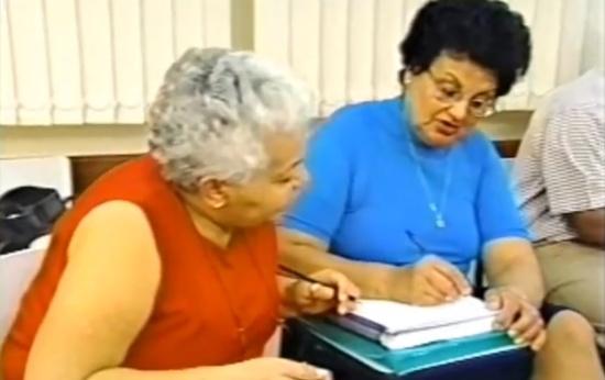 Leitura de textos informativos na alfabetização de jovens e adultos