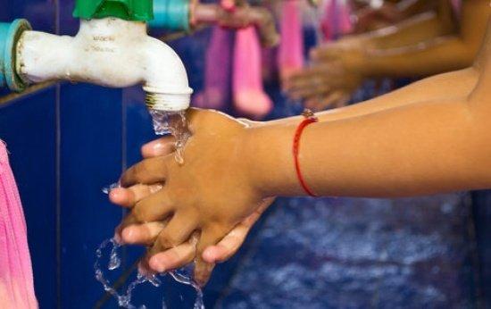 Um projeto para economizar água na escola