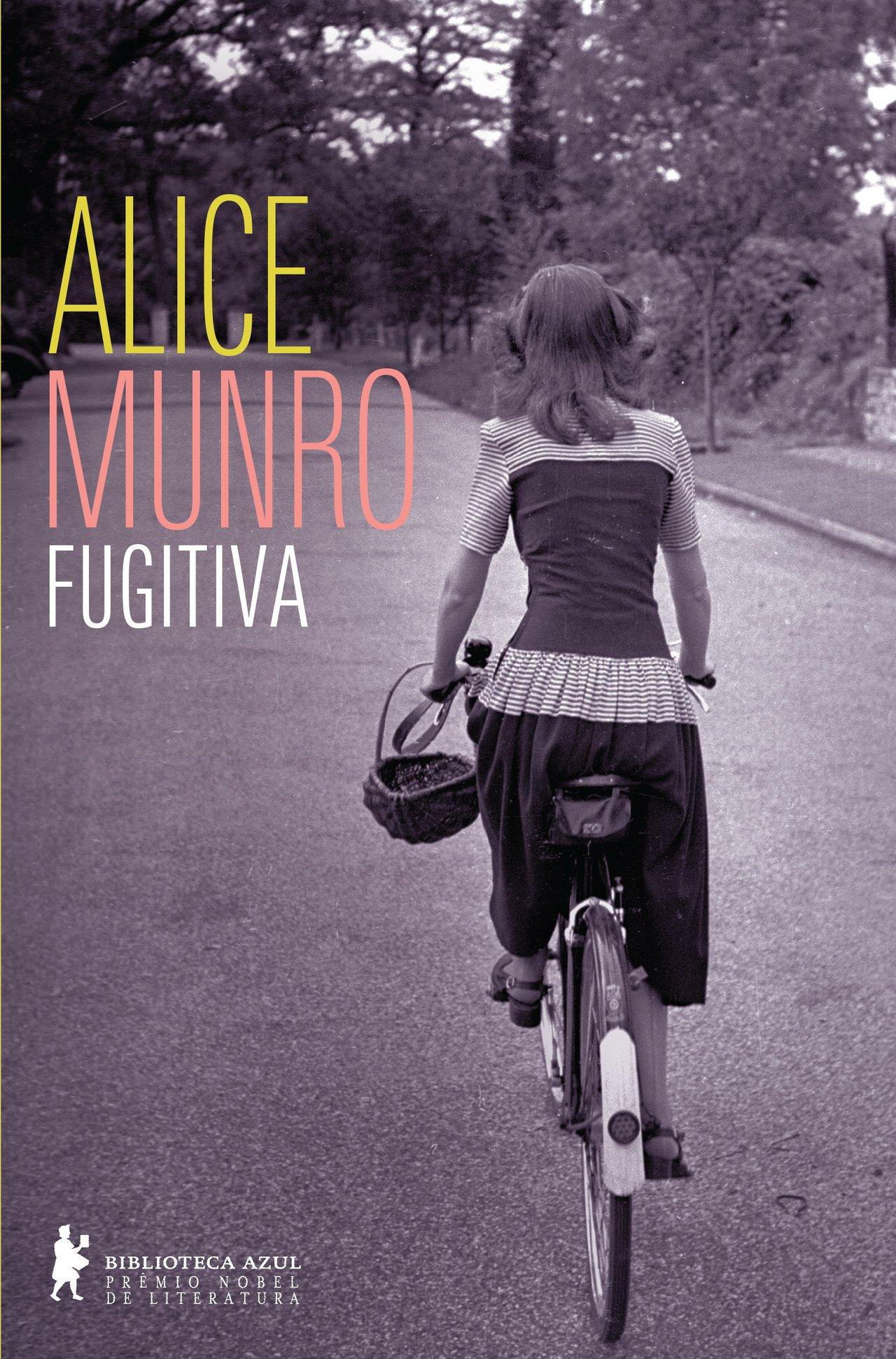capa do livro Fugitiva de Alice Munro. (crédito: divulgação)