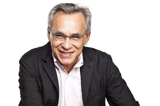 Lino de Macedo. Foto: Paulo Vitale