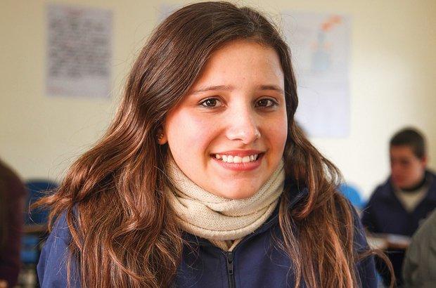 <em>Como sempre gostei de Matemática, adorei ajudar os colegas. Acho que quero ser professora de Matemática.</em><br>Vanessa Gotardo, 14 anos, aluna do 9º ano. Manuela Novais